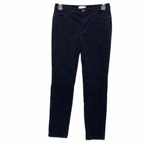 Coldwater Creek Womens Slim Skinny Jeans Purple 10